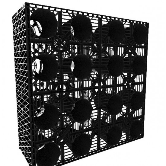 Soakaway Crates 1m x 1m x 400mm 20T