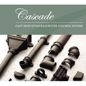 Cascade Round Cast Iron